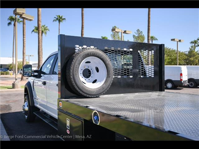 2017 F-550 Crew Cab DRW 4x4, Knapheide Value-Master X Platform Body #17P494 - photo 19