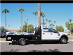 2017 F-550 Crew Cab DRW 4x4, Knapheide Value-Master X Platform Body #17P494 - photo 14