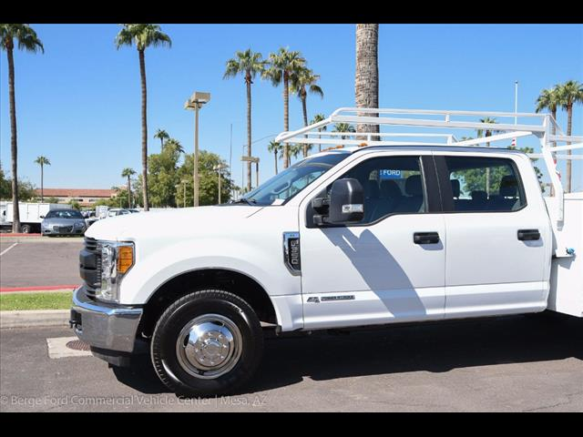 2017 F-350 Crew Cab DRW, Knapheide Service Body #17P496 - photo 10