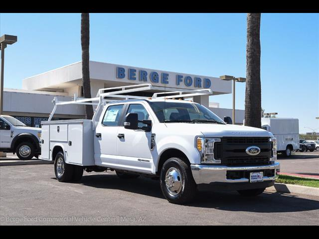 2017 F-350 Crew Cab DRW, Knapheide Service Body #17P496 - photo 14