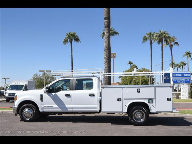 2017 F-350 Crew Cab DRW, Knapheide Service Body #17P496 - photo 4