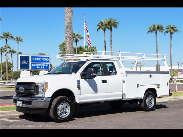 2017 F-350 Super Cab 4x4, Royal Service Bodies Service Body #17P499 - photo 1