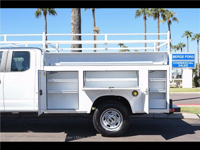 2017 F-350 Super Cab 4x4, Royal Service Bodies Service Body #17P499 - photo 6