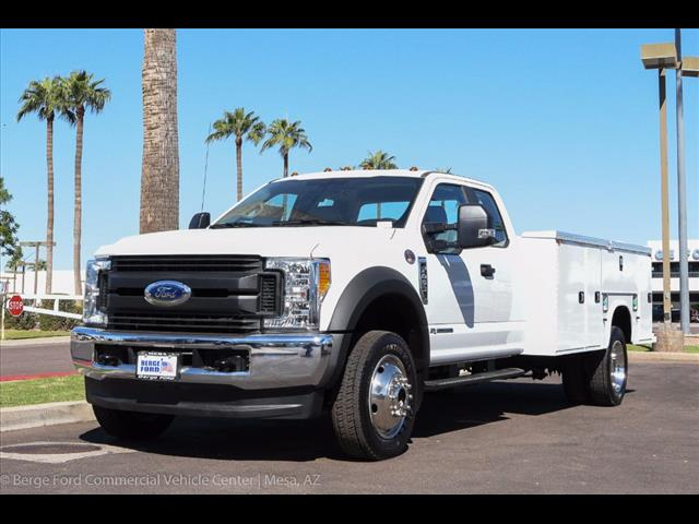 2017 F-450 Super Cab DRW 4x4, Knapheide Service Body #17P525 - photo 11