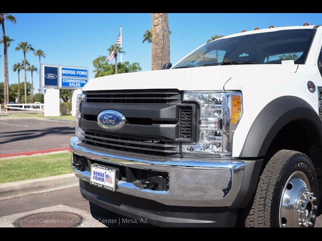 2017 F-450 Super Cab DRW 4x4, Knapheide Service Body #17P525 - photo 13