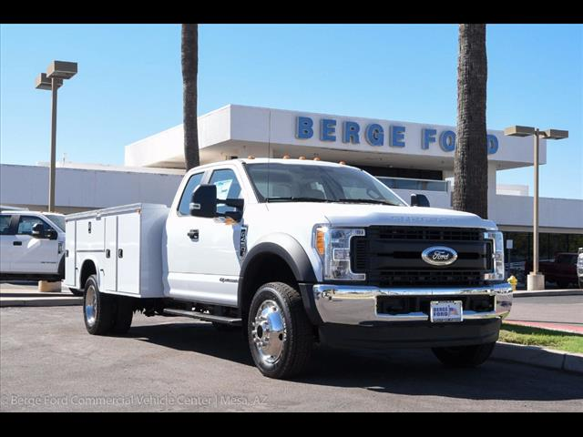 2017 F-450 Super Cab DRW 4x4, Knapheide Service Body #17P525 - photo 15
