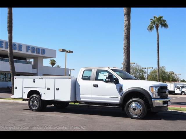 2017 F-450 Super Cab DRW 4x4, Knapheide Service Body #17P525 - photo 16