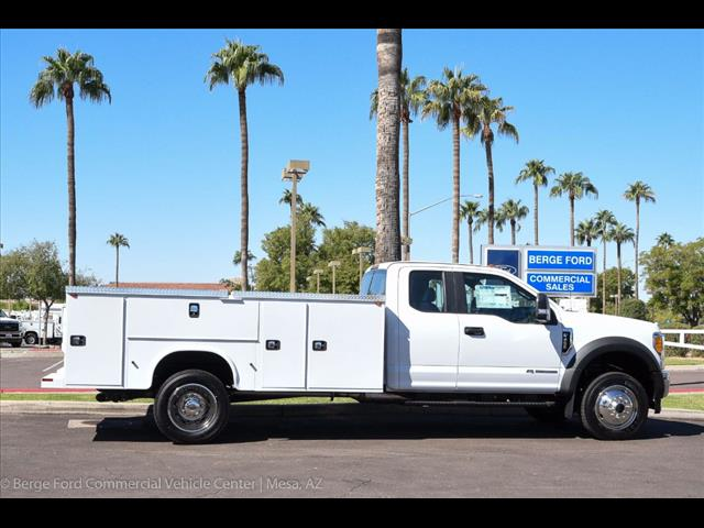 2017 F-450 Super Cab DRW 4x4, Knapheide Service Body #17P525 - photo 17