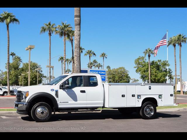 2017 F-450 Super Cab DRW 4x4, Knapheide Service Body #17P525 - photo 3