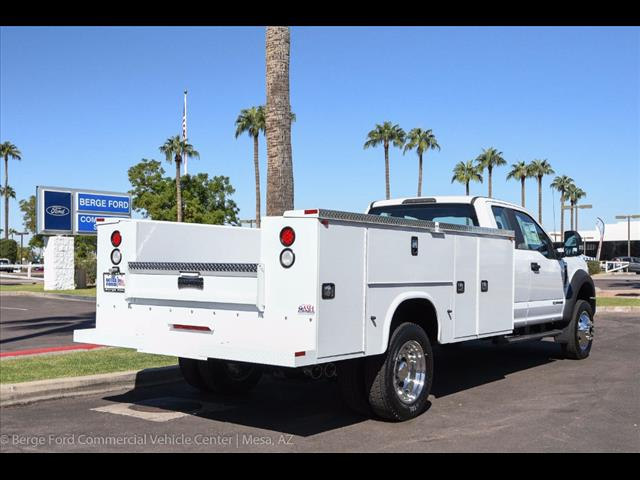 2017 F-450 Super Cab DRW 4x4, Knapheide Service Body #17P525 - photo 22