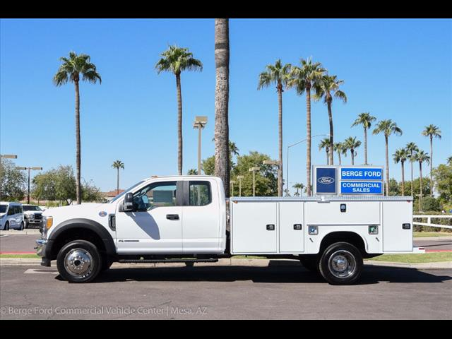 2017 F-450 Super Cab DRW 4x4, Knapheide Service Body #17P525 - photo 4