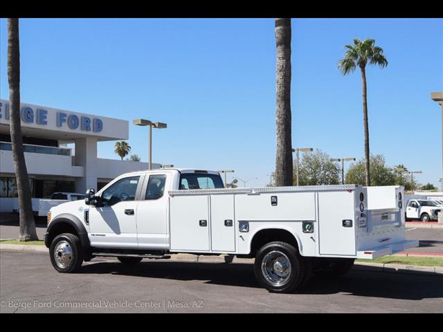 2017 F-450 Super Cab DRW 4x4, Knapheide Service Body #17P525 - photo 5