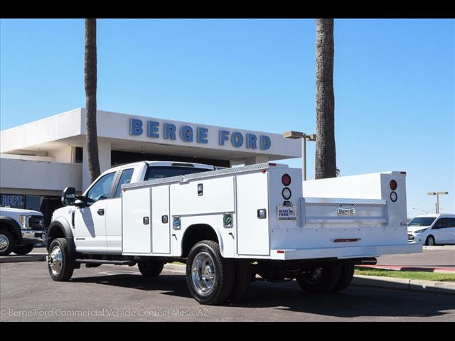 2017 F-450 Super Cab DRW 4x4, Knapheide Service Body #17P525 - photo 2