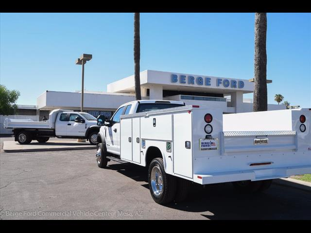 2017 F-450 Super Cab DRW 4x4, Knapheide Service Body #17P525 - photo 6