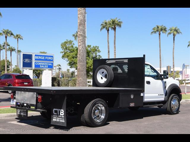 2017 F-450 Regular Cab DRW, Reading Platform Body #17P527 - photo 13