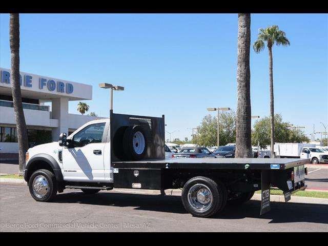 2017 F-450 Regular Cab DRW, Reading Platform Body #17P527 - photo 4
