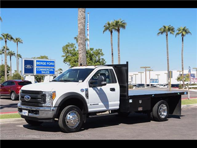2017 F-450 Regular Cab DRW, Reading Platform Body #17P527 - photo 1