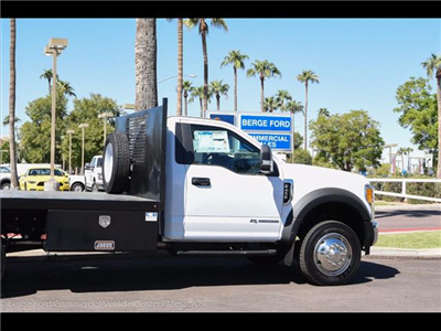2017 F-450 Regular Cab DRW, Reading Platform Body #17P527 - photo 12