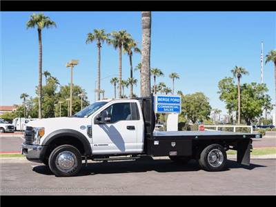 2017 F-450 Regular Cab DRW, Reading Platform Body #17P527 - photo 3