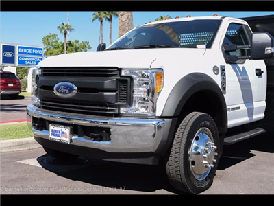 2017 F-450 Regular Cab DRW, Reading Platform Body #17P527 - photo 7