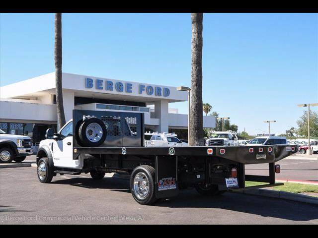 2017 F-450 Regular Cab DRW, Knapheide Value-Master X Platform Body #17P528 - photo 2