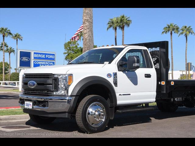 2017 F-450 Regular Cab DRW, Knapheide Value-Master X Platform Body #17P528 - photo 6