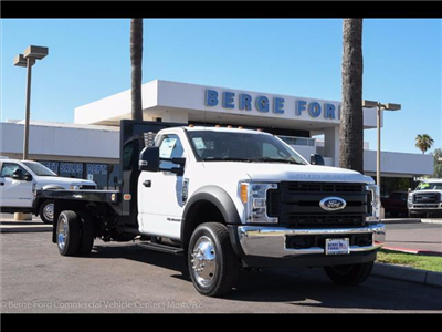 2017 F-450 Regular Cab DRW, Knapheide Value-Master X Platform Body #17P528 - photo 10