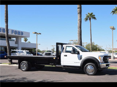2017 F-450 Regular Cab DRW, Knapheide Value-Master X Platform Body #17P528 - photo 11