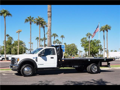 2017 F-450 Regular Cab DRW, Knapheide Value-Master X Platform Body #17P528 - photo 3