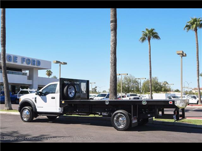 2017 F-450 Regular Cab DRW, Knapheide Value-Master X Platform Body #17P528 - photo 4
