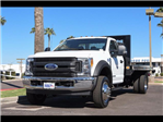2017 F-450 Regular Cab DRW, Knapheide Value-Master X Platform Body #17P528 - photo 7