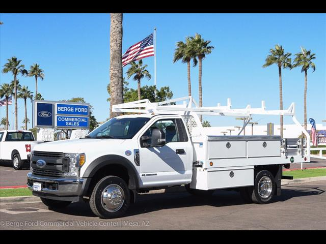 2017 F-450 Regular Cab DRW, Royal Contractor Bodies Contractor Body #17P529 - photo 1