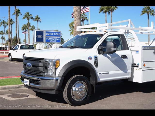 2017 F-450 Regular Cab DRW, Royal Contractor Bodies Contractor Body #17P529 - photo 8