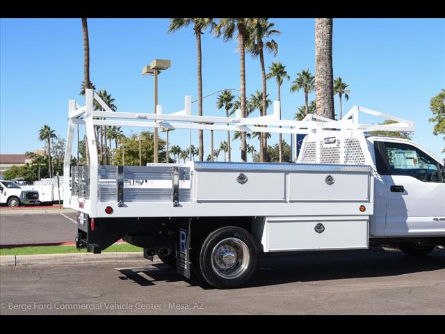 2017 F-450 Regular Cab DRW, Royal Contractor Bodies Contractor Body #17P529 - photo 14