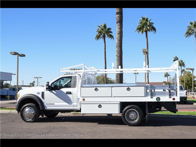 2017 F-450 Regular Cab DRW, Royal Contractor Bodies Contractor Body #17P529 - photo 4