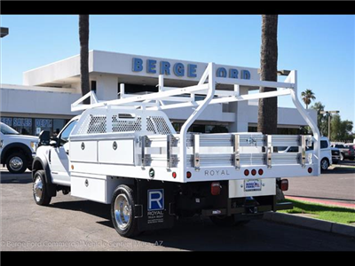 2017 F-450 Regular Cab DRW, Royal Contractor Bodies Contractor Body #17P529 - photo 2