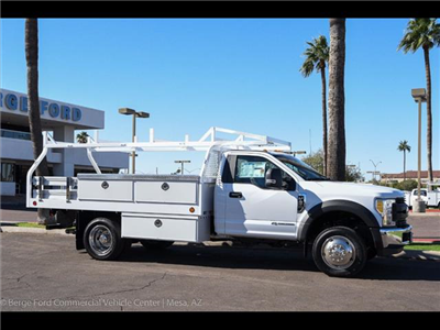 2017 F-450 Regular Cab DRW, Royal Contractor Bodies Contractor Body #17P529 - photo 13