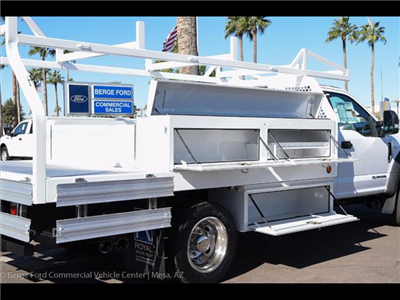 2017 F-450 Regular Cab DRW, Royal Contractor Bodies Contractor Body #17P529 - photo 15