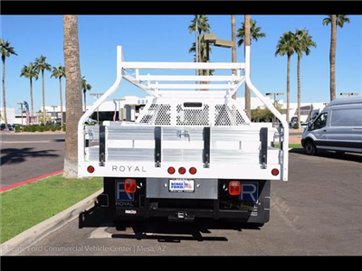 2017 F-450 Regular Cab DRW, Royal Contractor Bodies Contractor Body #17P529 - photo 19