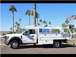 2017 F-450 Regular Cab DRW, Royal Contractor Bodies Contractor Body #17P529 - photo 3