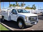 2017 F-450 Regular Cab DRW, Royal Contractor Bodies Contractor Body #17P529 - photo 10