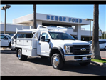 2017 F-450 Regular Cab DRW, Royal Contractor Bodies Contractor Body #17P529 - photo 12