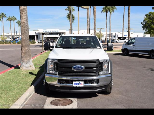 2017 F-550 Super Cab DRW 4x4 Service Body #17P551 - photo 10