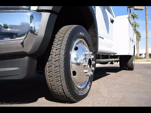 2017 F-550 Super Cab DRW 4x4 Service Body #17P551 - photo 11
