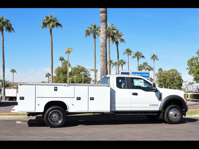 2017 F-550 Super Cab DRW 4x4 Service Body #17P551 - photo 14