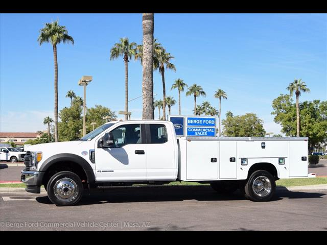 2017 F-550 Super Cab DRW 4x4 Service Body #17P551 - photo 3