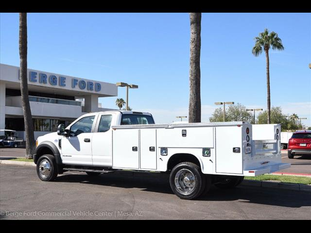 2017 F-550 Super Cab DRW 4x4 Service Body #17P551 - photo 2