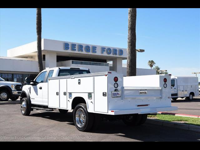 2017 F-550 Super Cab DRW 4x4 Service Body #17P551 - photo 4