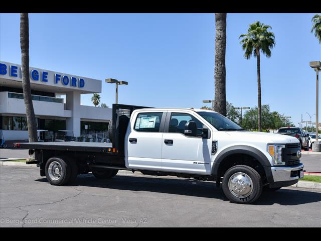2017 F-450 Crew Cab DRW, Royal Stake Bed #17P555 - photo 8