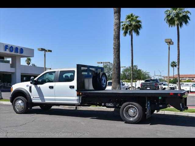 2017 F-450 Crew Cab DRW, Royal Stake Bed #17P555 - photo 4
